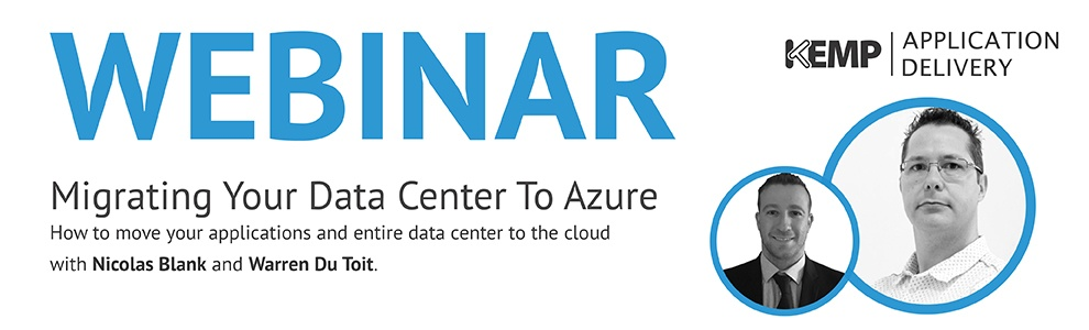 Migrating your Datacenter to Azure | Blankman's Blog